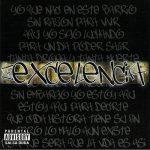 album cover for la excelencia salsa con conciencia