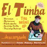album cover for el timba descargeando