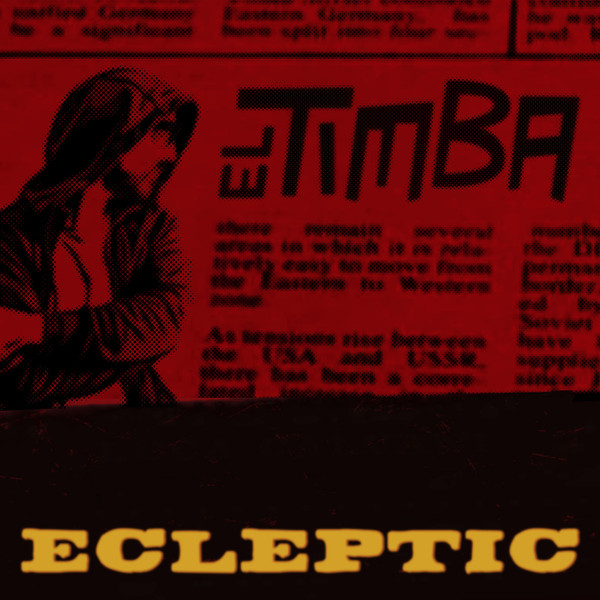 album cover for el timba ecleptic