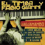 album cover for el timba guaguamambo