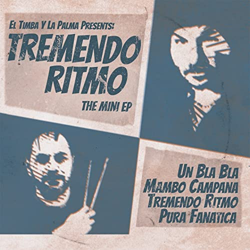 Album cover for el timba tremendo ritmo